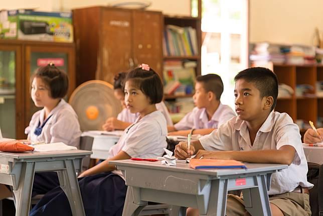 ความคิดเห็นของนักเรียน ในด้านการศึกษาของไทย