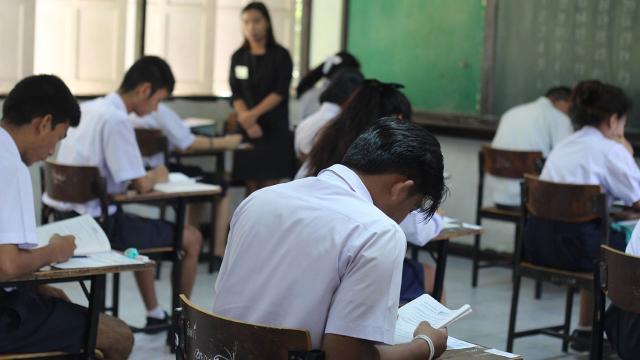 ระบบการศึกษาที่ไม่ได้วัดแค่เรียนเก่ง
