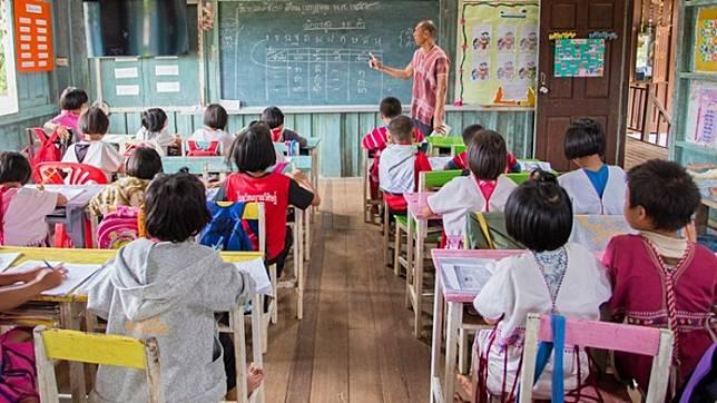 จำนวนคุณครูที่น้อย