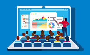 การอบรมความรู้ เทคโนโลยีมีบทบาทในออนไลน์