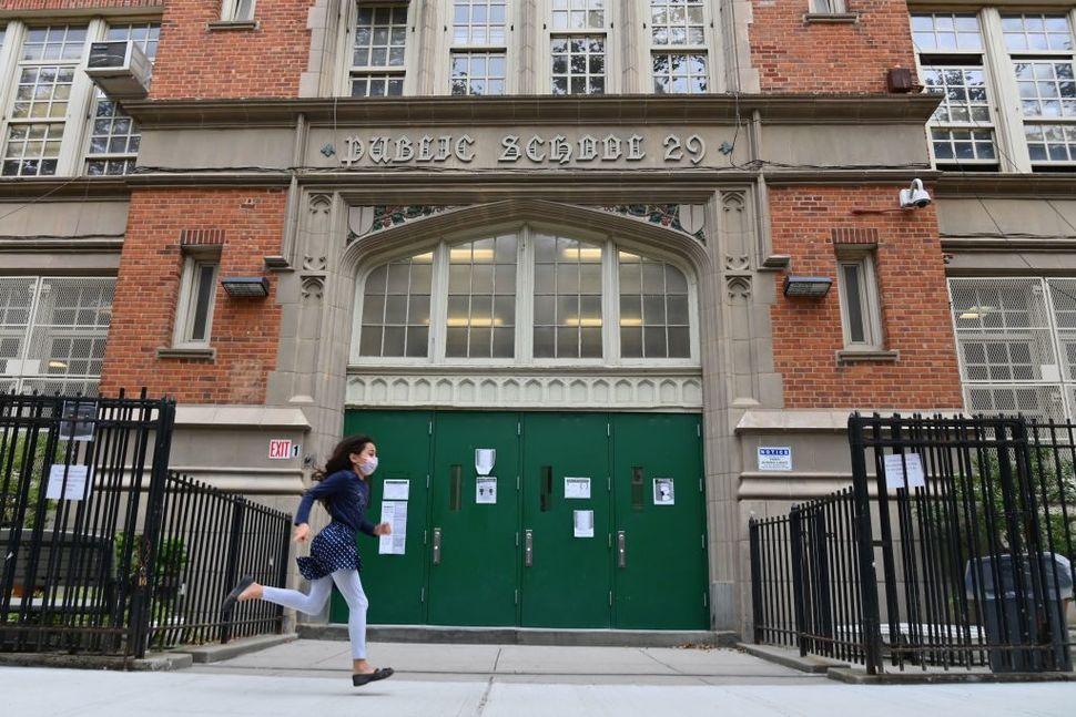 โรงเรียนในนิวยอร์กซิตี้