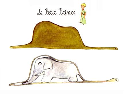 ข้อคิดดีๆในเรื่อง เจ้าชายน้อย Le Petit Prince