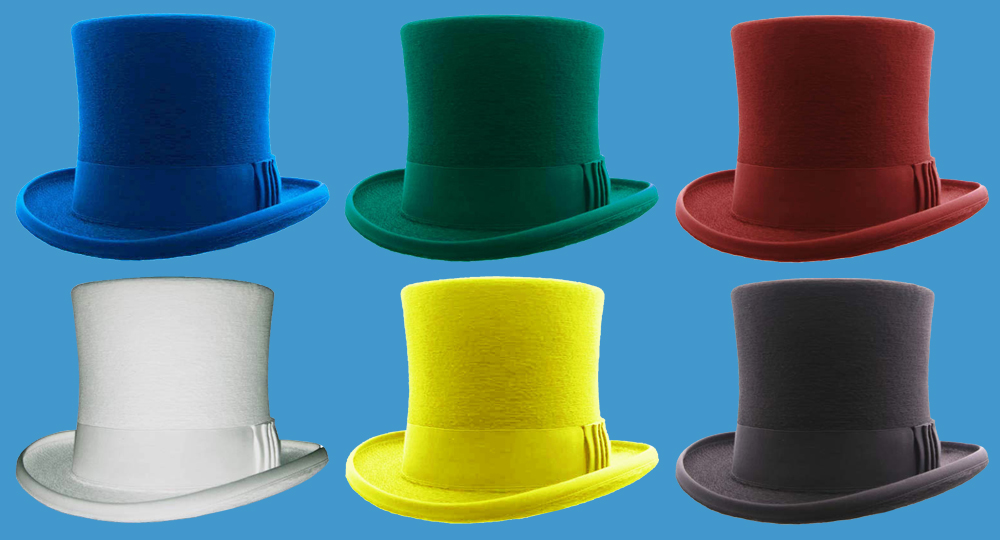 ทฤษฎีหมวก 6 ใบ