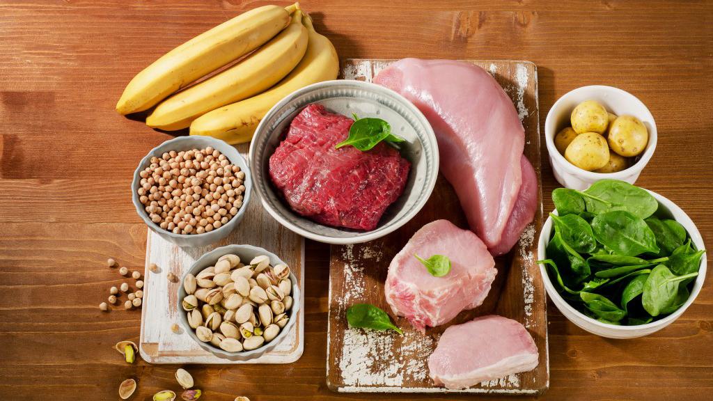 สารอาหารช่วยบำรุงสมอง วิตามินบี 6