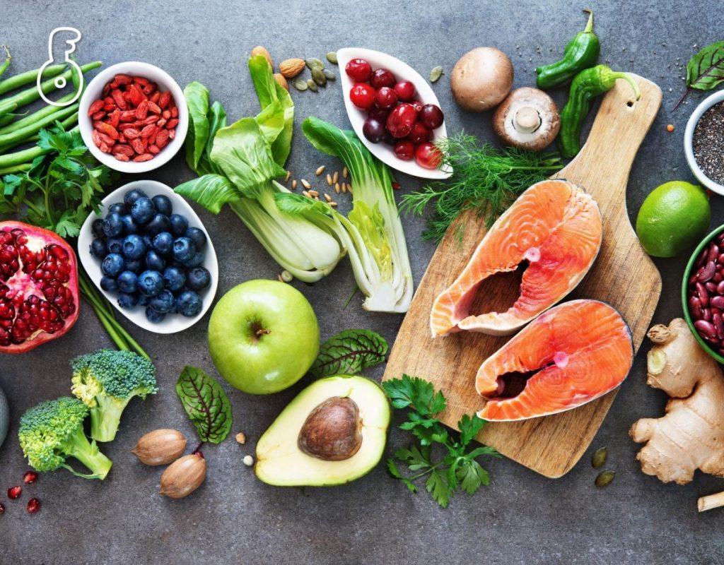 สารอาหารช่วยบำรุงสมอง วิตามินและเกลือแร่