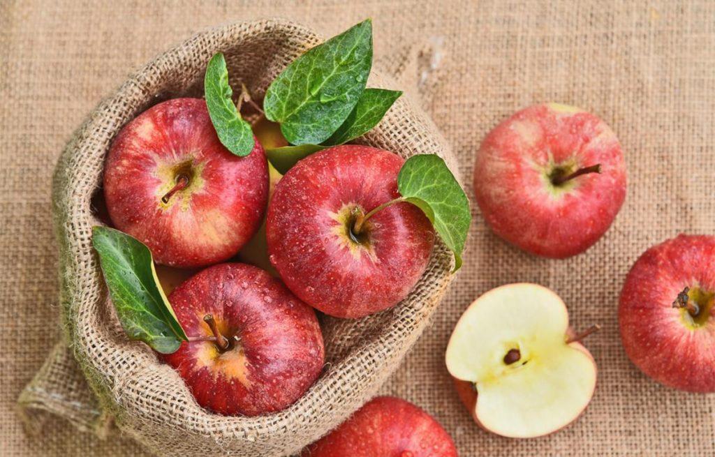 อาหารบำรุงสมอง แอปเปิ้ล
