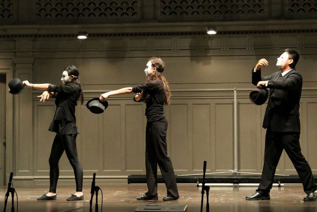 ความถนัดด้านการละคร ที่ต้องโชว์ฝีมือให้คณะกรรมการเห็น