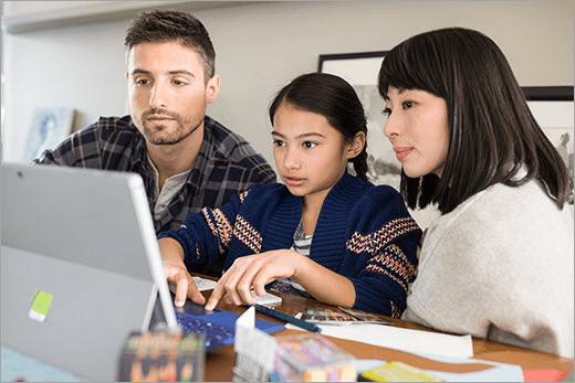 หน้าที่พ่อแม่ในการเรียนออนไลน์ ที่ต้องเอาใจใส่เป็นอย่างดี